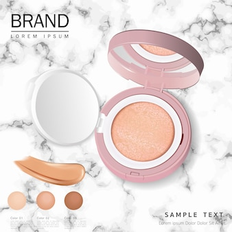 Annonces de fondation cushion compact