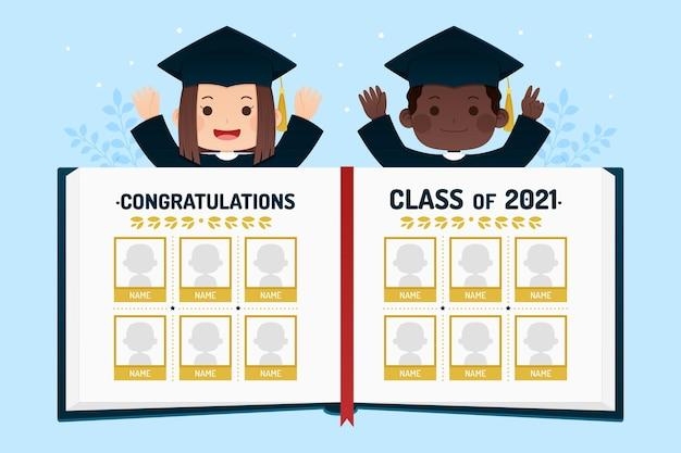 Annuaire des diplômes à plat