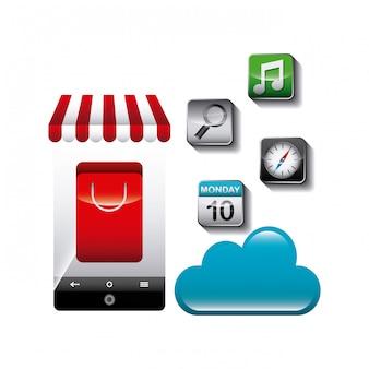 App store set d'icônes
