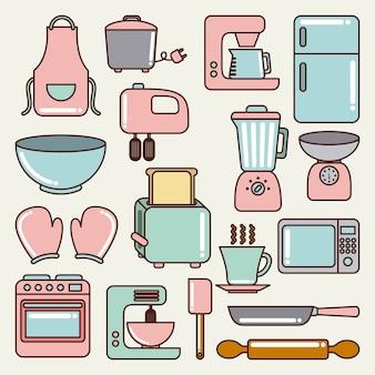 Appareils ménagers de cuisine