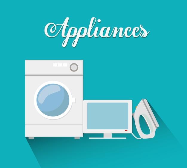 Appareils ménagers technologiques