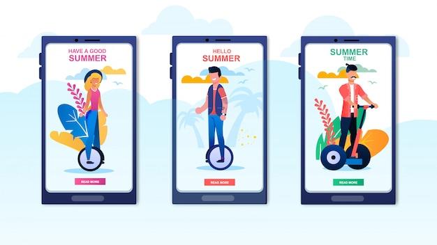 Application mobile et publicité de service
