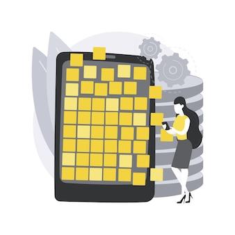 Applications big data. développement d'applications d'analyse de données volumineuses, logiciel de gestion de l'information, ingénierie de bases de données, monétisation d'applications.