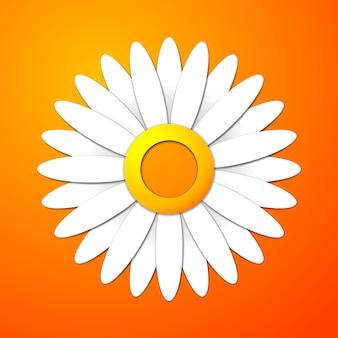 Applique découpe fleur