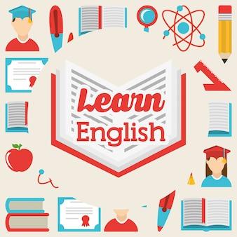 Apprendre le design anglais