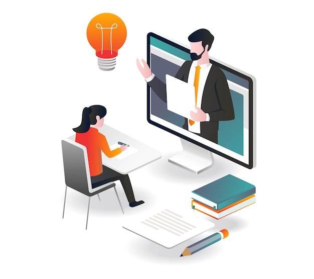 Apprenez en ligne avec des tutoriels en conception isométrique