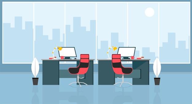 Apprentissage et enseignement au bureau pour travailler utilisation d'une illustration de programme de conception