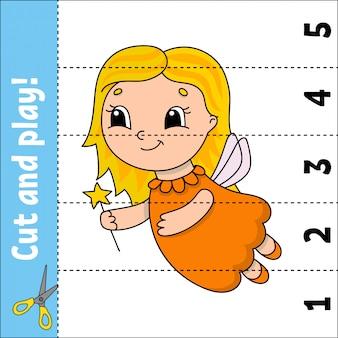 Apprentissage des nombres. feuille de travail de développement de l'éducation. jeu pour les enfants.