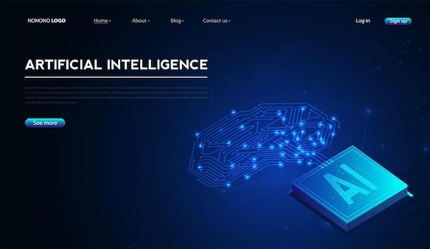 Apprentissage en profondeur des données de l'ia pour l'apprentissage automatique de l'intelligence artificielle pour les futures œuvres d'art technologiques