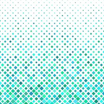Aquamarine mosaic background