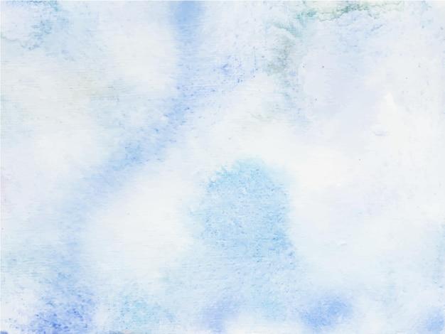 Aquarelle abstraite, peinture à la main. éclaboussures de couleur sur le papier