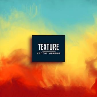 Aquarelle encre flux texture fond