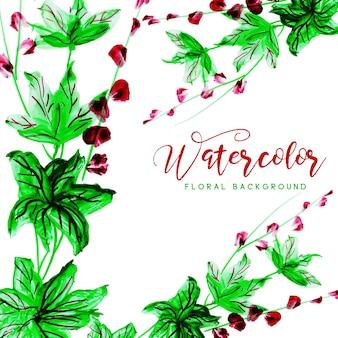 Aquarelle Floral Multipurpose Background