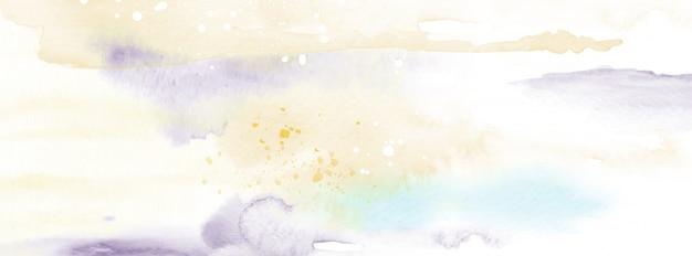 Aquarelle légère abstraite pour le fond. tache de vecteur artistique