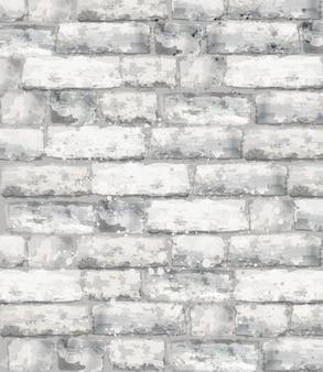 Aquarelle de texture brique. décors de pierre