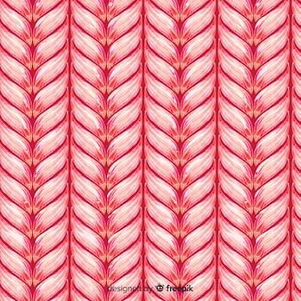 Aquarelle en tricot de fond