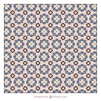 Arabes tiles motif