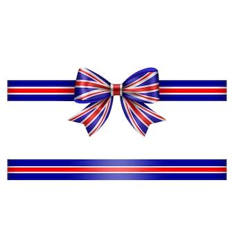 Arc et ruban britannique