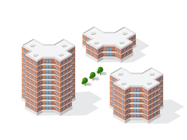 Architecture de construction urbaine