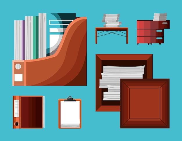 Archivage et organisateur de documents
