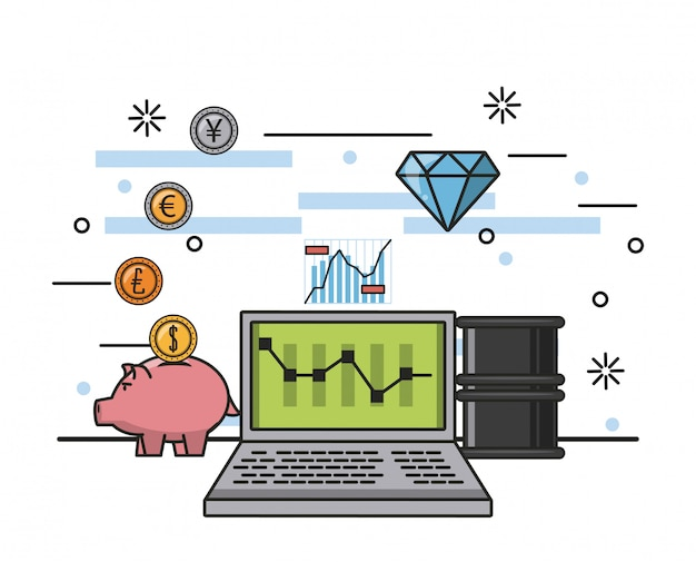 Argent des entreprises et investissements