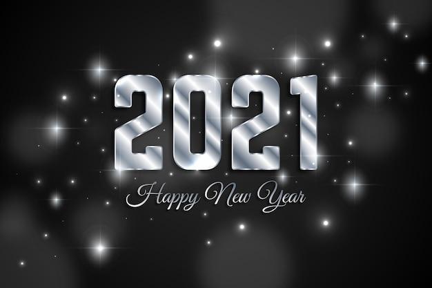 Argent nouvel an 2021