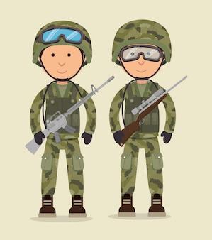 Armes à feu et des armes