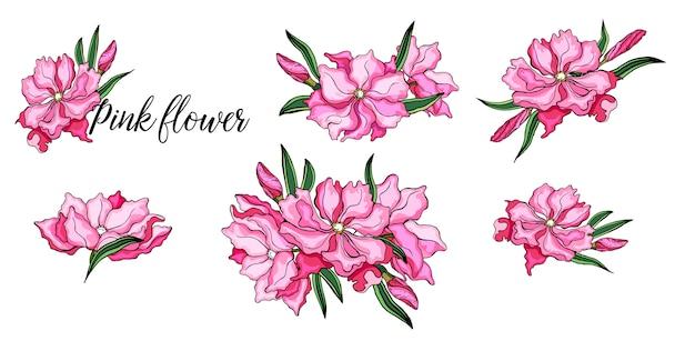 Arrangements de fleurs lumineuses