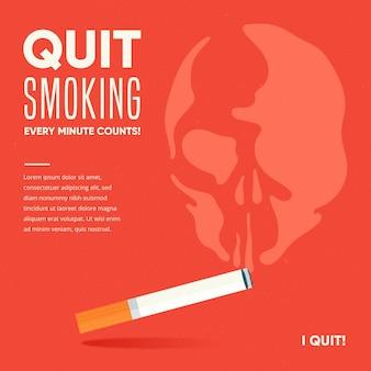 Arrêter de fumer illustration