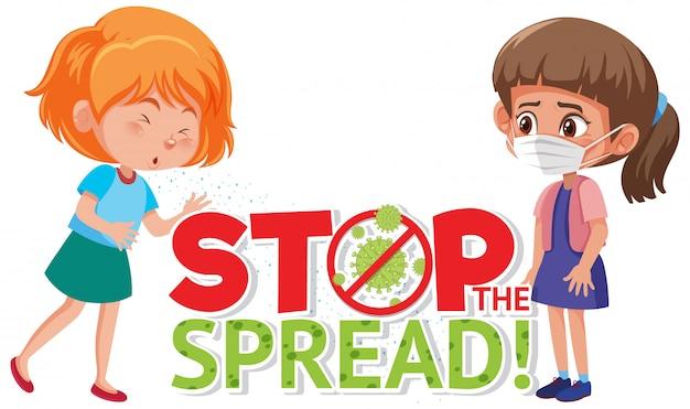 Arrêter la propagation du signe du virus
