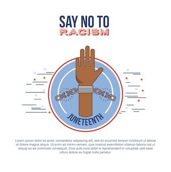 Arrêtez le racisme