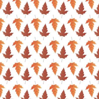 Un arrière-plan artistique abstrait thème automne. feuilles d'automne sur du papier blanc.