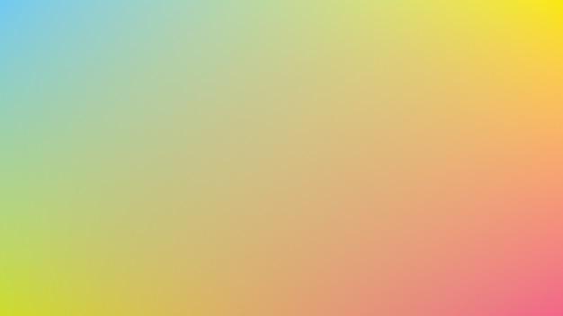 Arrière-plan coloré vecteur dégradé
