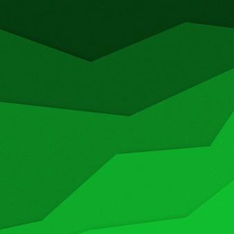 Arrière-plan de style vecteur papier coloré
