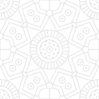 Arrière-plan du modèle simple cadre rond