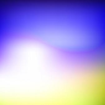 Arrière-plan flou coloré