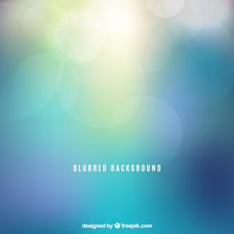 Arrière-plan flou avec des couleurs vives