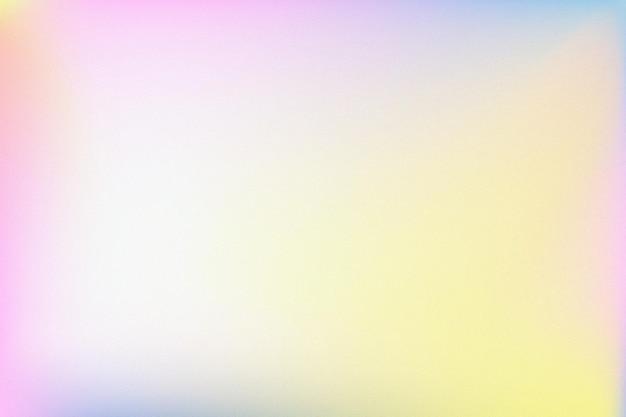 Arrière-plan flou dégradé pastel