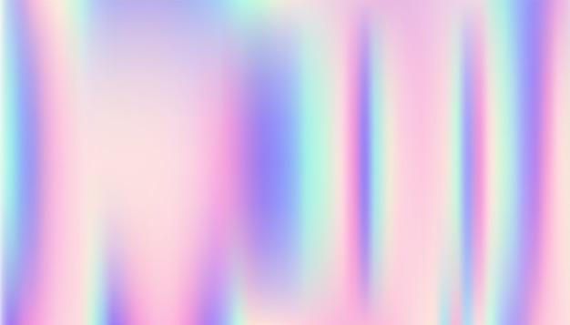 Arrière-plan holographique.