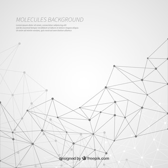 Arrière-plan des lignes géométriques