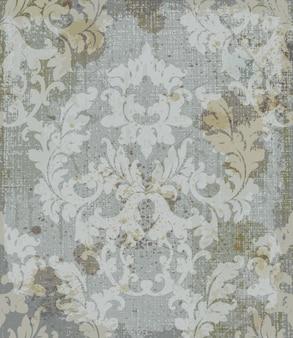 Arrière-plan de style baroque vintage