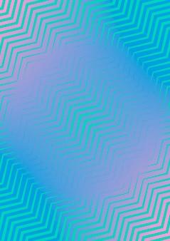 Arrière-plan tendance minimal. futuriste