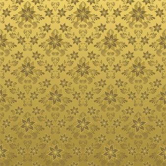 Arrière-plan transparent motif floral.