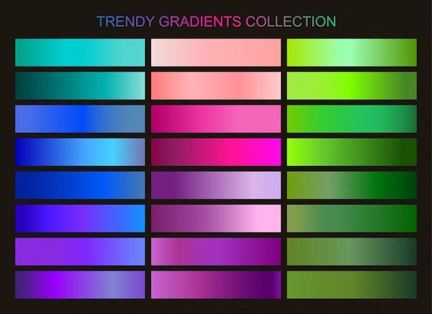 Arrière-plans colorés