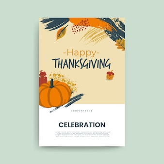 Article de blog de thanksgiving