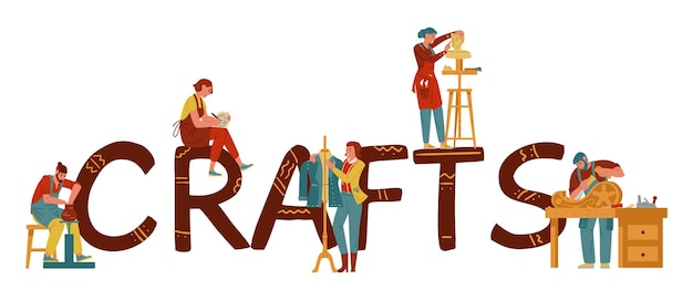 Artisans et loisirs créatifs
