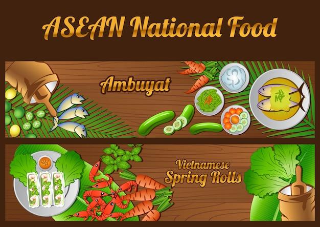 Asean national food