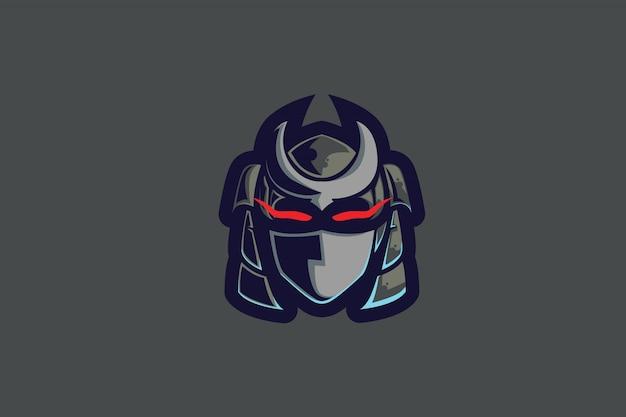 Ash robo clip-art pour logo mascotte esports
