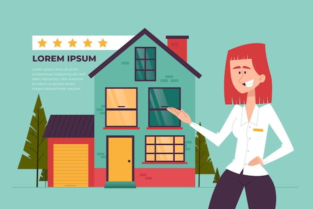 Assistance aux agents immobiliers