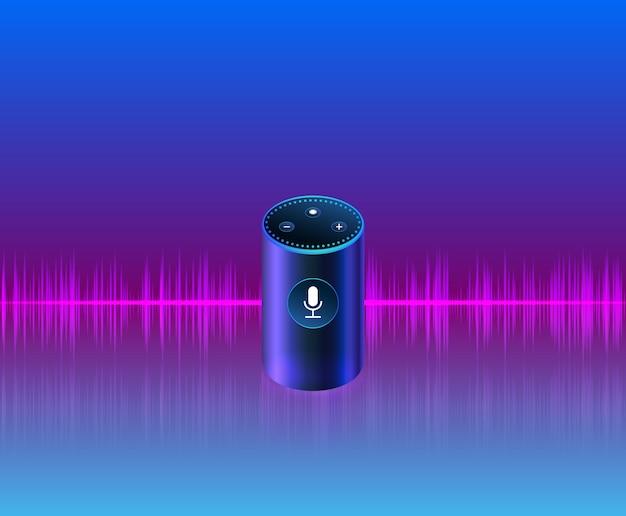 Assistant de haut-parleur intelligent